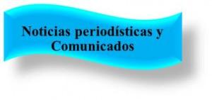 Noticias y Comunicados