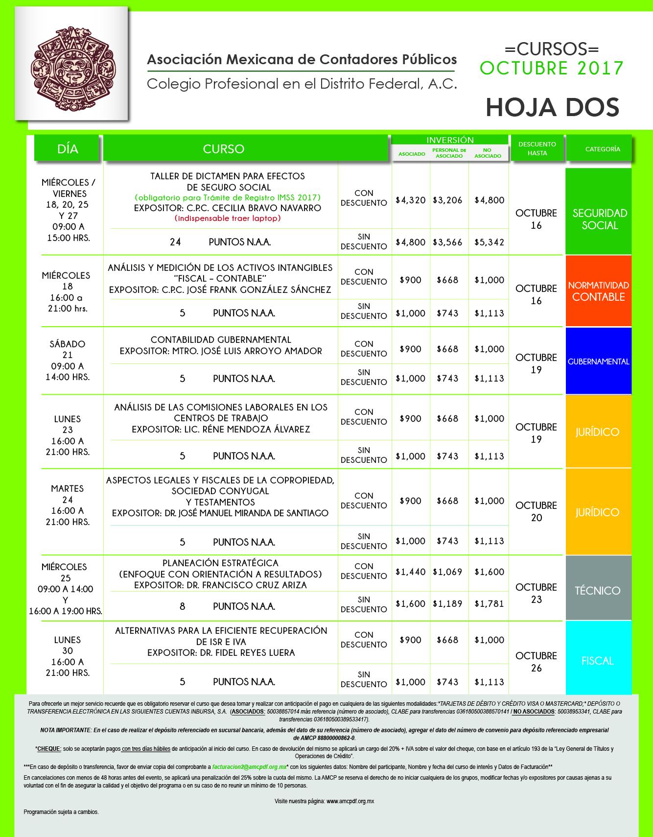 formato calendario mensual OCTUBRE 2017-02