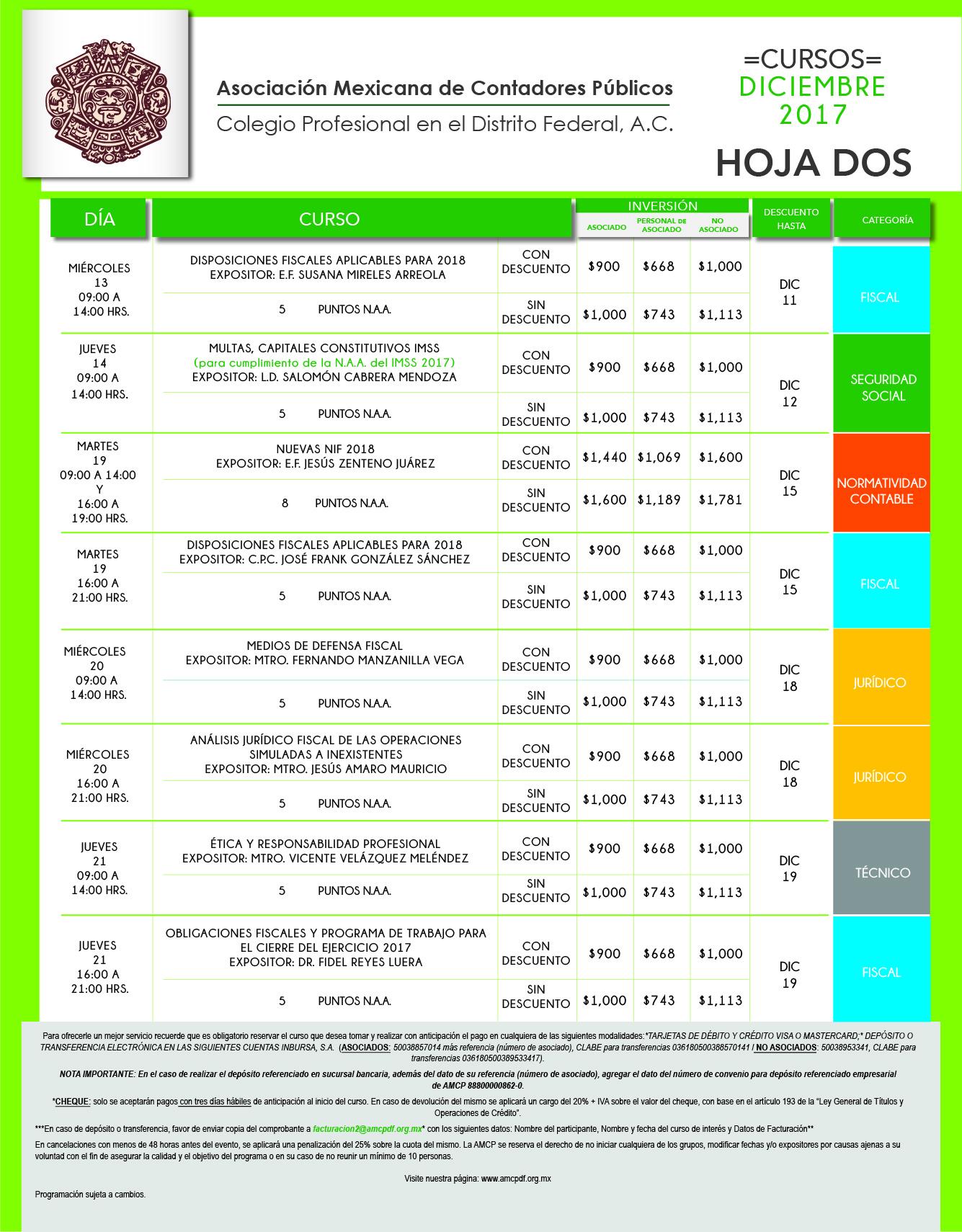 formato calendario mensual DICIEMBRE 2017-02