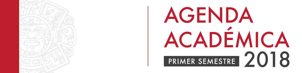 agenda academica GENERAL